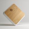 スリムでシンプルなデザインが目を引く弁当箱