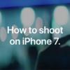 Appleが、iPhone 7カメラを使った撮影テクニックのスタイリッシュな映像を公開
