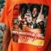 80〜90年代ジャマイカ、ダンスホールレゲエのアートワークを数多く手がけてきたリモ二アスとSUPREMEのコラボTシャツ